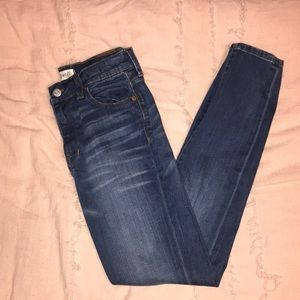 Madewell skinny jeans!!! Perfect condition!